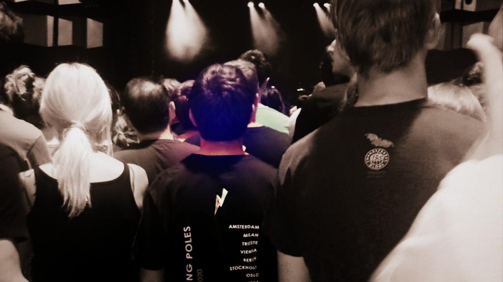 Pearl Jam hallókészülék ff kinemaszkóp - így is élvezhető a koncert